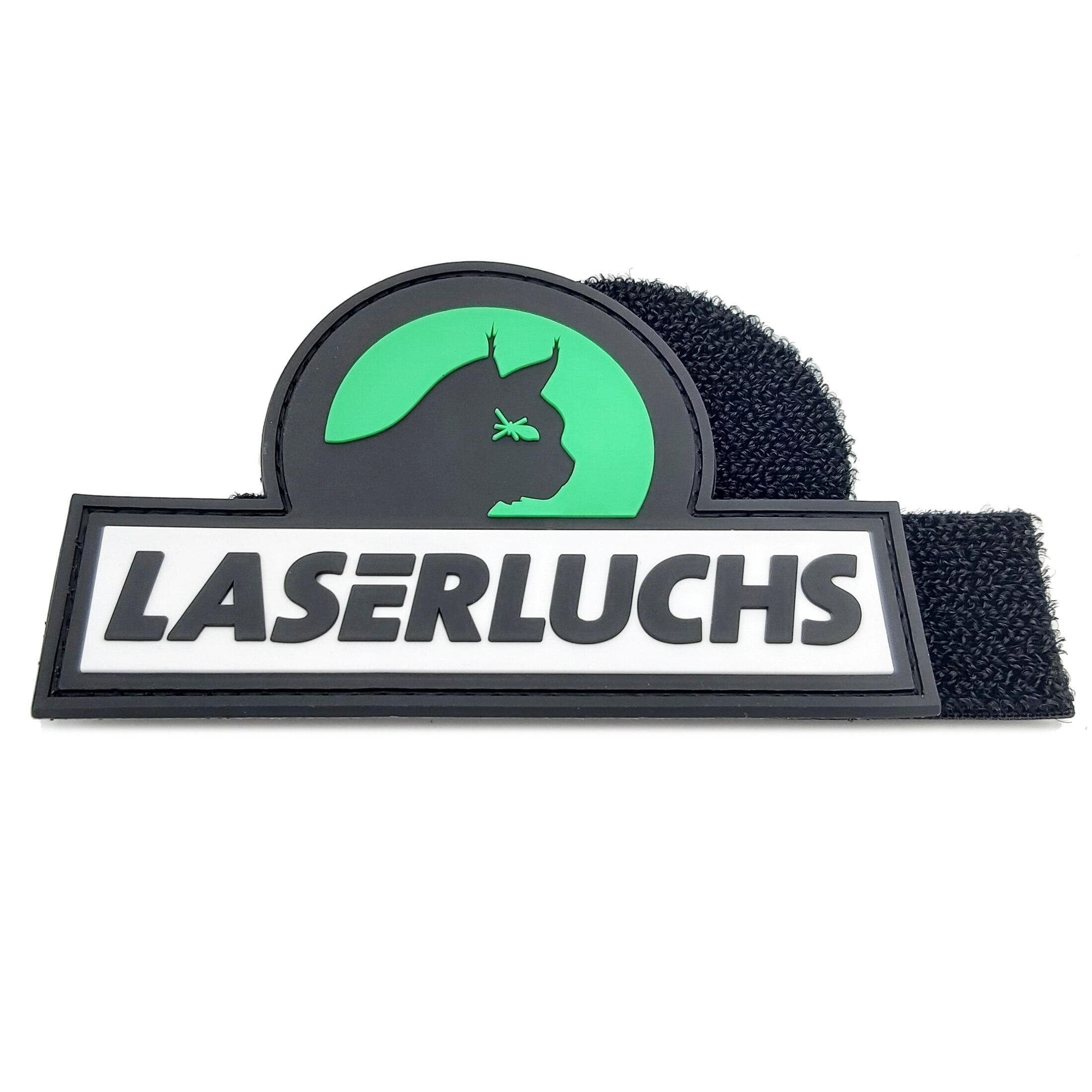 Laserluchs LL-KLETT-PATCH